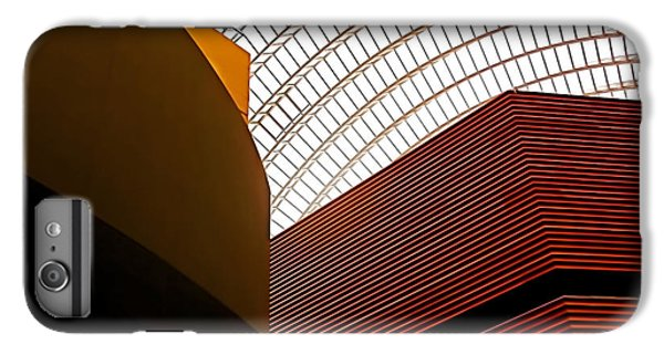 Lines And Light IPhone 6 Plus Case