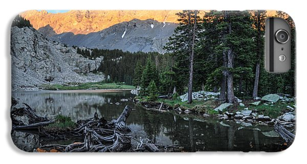 Little Bear Peak And Lake Como IPhone 6 Plus Case