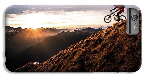 Mountain Sunset iPhone 6 Plus Case - Live The Adventure by Sandi Bertoncelj