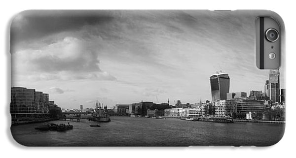 London City Panorama IPhone 6 Plus Case by Pixel Chimp