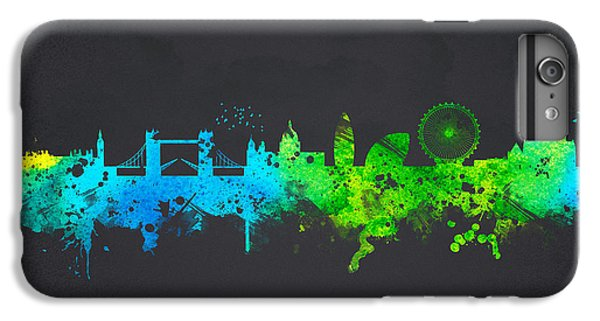 London England IPhone 6 Plus Case by Aged Pixel