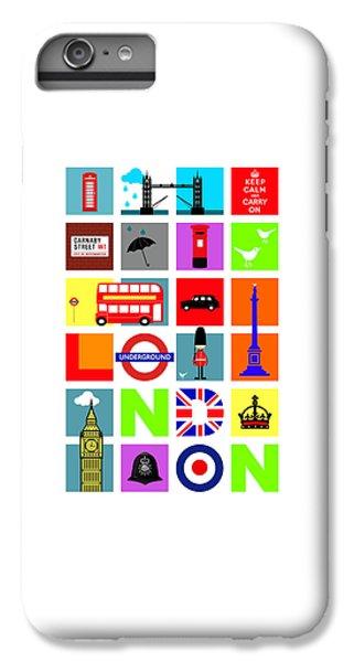 London IPhone 6 Plus Case