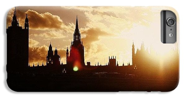 London iPhone 6 Plus Case - #london #westminster #parliamenthouse by Ozan Goren