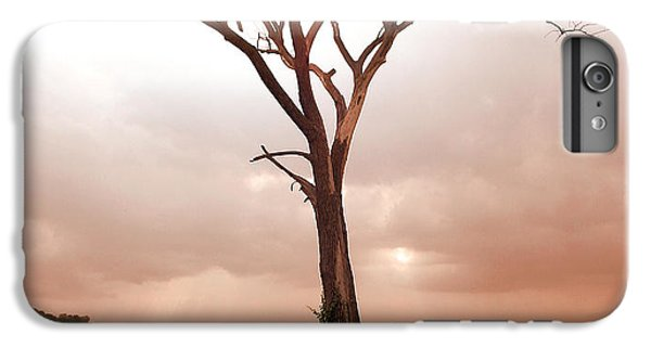 IPhone 6 Plus Case featuring the photograph Lonely Tree by Ricky L Jones