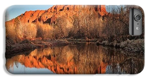 iPhone 6 Plus Case - Long Exposure Photo Of Sedona by Larry Marshall
