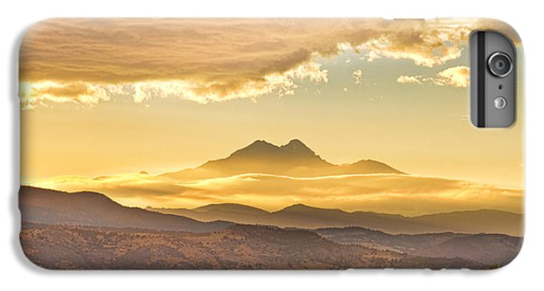 Longs Peak Autumn Sunset IPhone 6 Plus Case