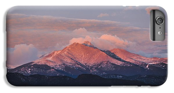 Longs Peak Sunrise IPhone 6 Plus Case