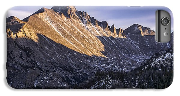 Longs Peak Sunset IPhone 6 Plus Case