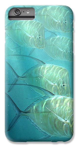 Lookdowns IPhone 6 Plus Case by Aaron Blaise