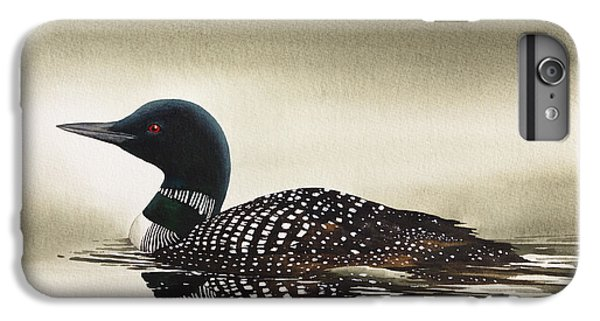 Loon In Still Waters IPhone 6 Plus Case
