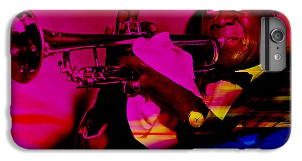 Louis Armstrong IPhone 6 Plus Case