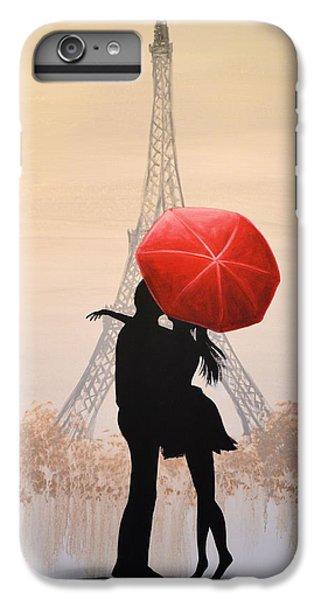 Love In Paris IPhone 6 Plus Case