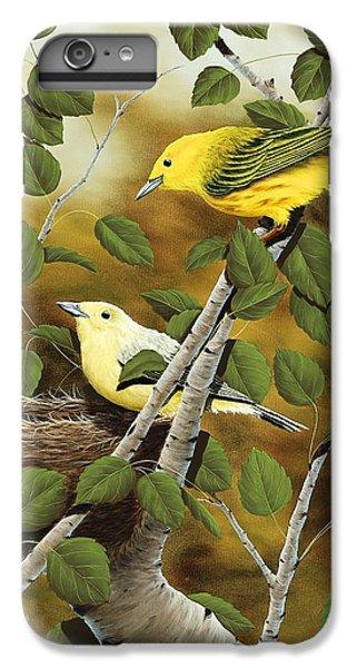 Love Nest IPhone 6 Plus Case