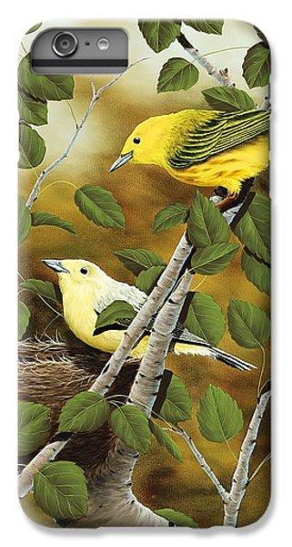 Love Nest IPhone 6 Plus Case by Rick Bainbridge