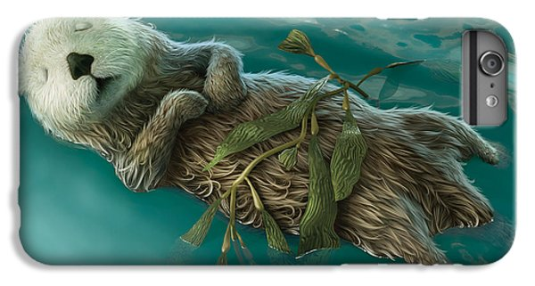 Lovely Day For A Nap IPhone 6 Plus Case by Gary Hanna