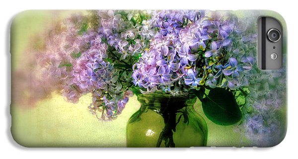 Lovely Lilac  IPhone 6 Plus Case by Jessica Jenney