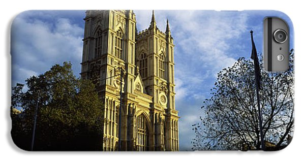 Low Angle View Of An Abbey, Westminster IPhone 6 Plus Case by Panoramic Images