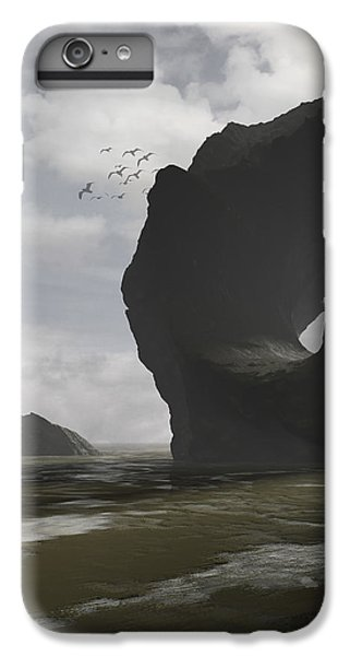 Low Tide IPhone 6 Plus Case by Cynthia Decker
