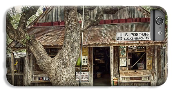Luckenbach 2 IPhone 6 Plus Case by Scott Norris