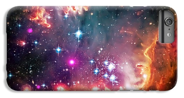 Magellanic Cloud 2 IPhone 6 Plus Case by Jennifer Rondinelli Reilly - Fine Art Photography