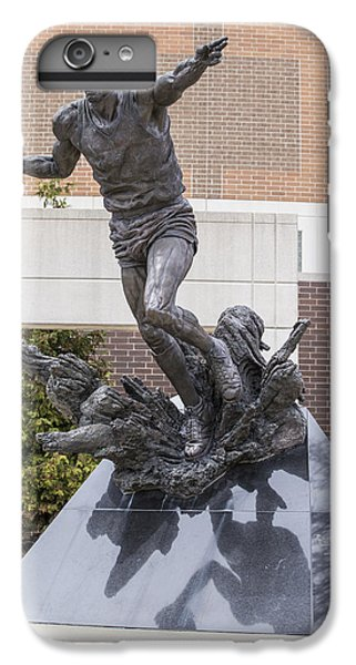 Magic Johnson Statue At Breslin  IPhone 6 Plus Case