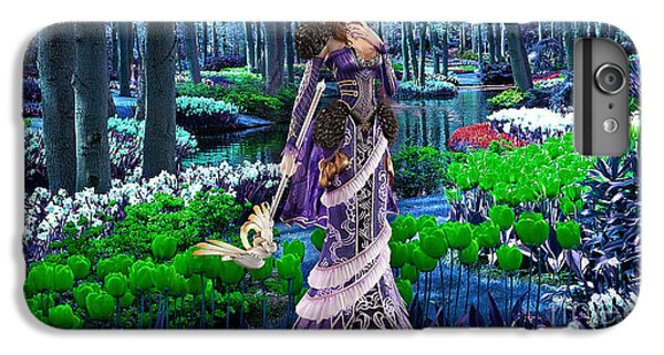 Magical Garden IPhone 6 Plus Case by Marvin Blaine