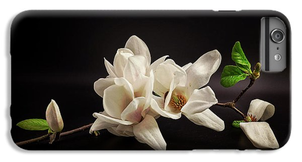 Orchid iPhone 6 Plus Case - Magnolia by Tony08