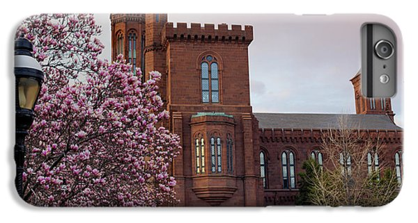 Magnolias Near The Castle IPhone 6 Plus Case by Andrew Pacheco