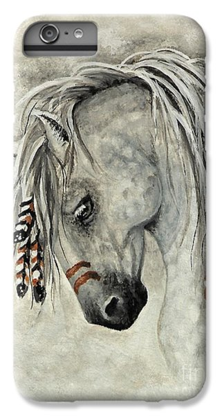 Majestic Mustang 30 IPhone 6 Plus Case by AmyLyn Bihrle