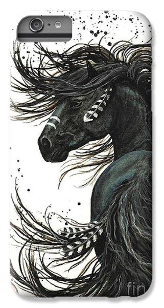 Majestic Spirit Horse 65 IPhone 6 Plus Case