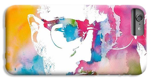 Malcolm X Watercolor IPhone 6 Plus Case