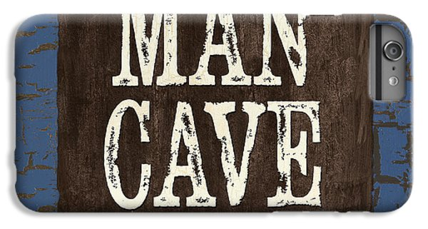 Man Cave Enter At Your Own Risk IPhone 6 Plus Case