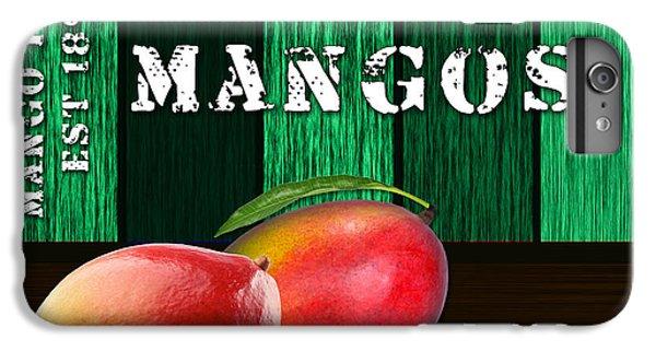 Mango Farm Sign IPhone 6 Plus Case by Marvin Blaine