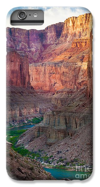 Marble Cliffs IPhone 6 Plus Case by Inge Johnsson