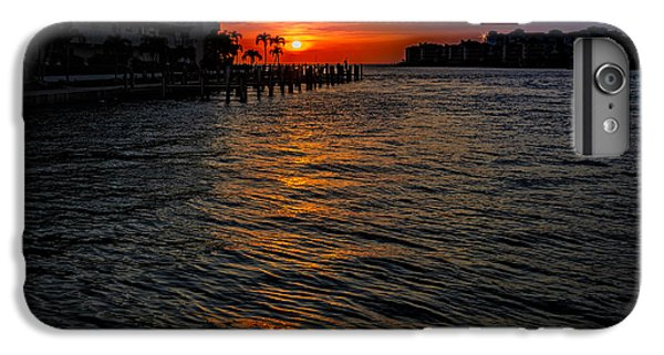 Marco Island Sunset 43 IPhone 6 Plus Case by Mark Myhaver