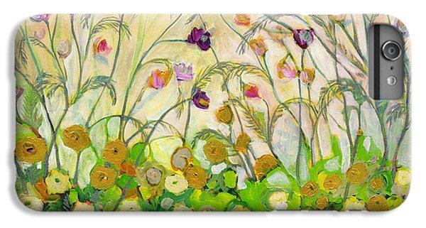 Impressionism iPhone 6 Plus Case - Mardi Gras by Jennifer Lommers
