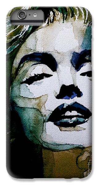 Marilyn No10 IPhone 6 Plus Case by Paul Lovering