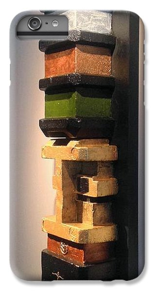 IPhone 6 Plus Case featuring the painting . by James Lanigan Thompson MFA
