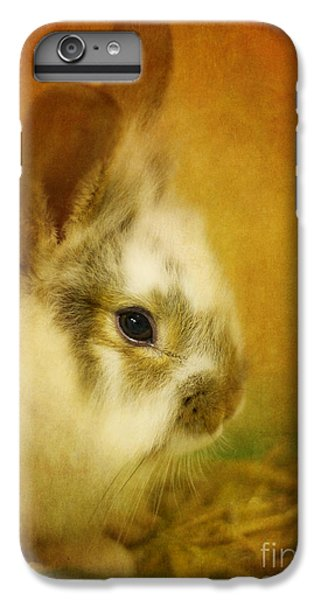 Lion Head iPhone 6 Plus Case - Memories Of Watership Down by Lois Bryan