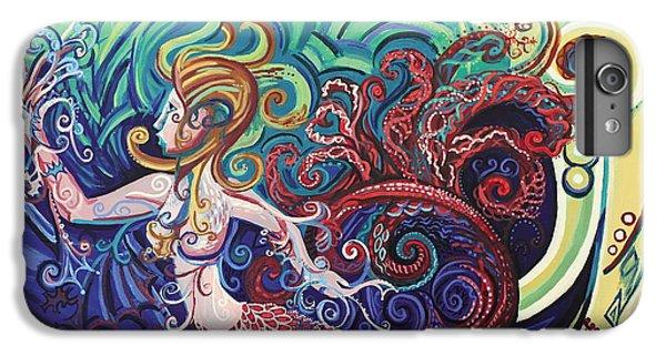 Mermaid Gargoyle IPhone 6 Plus Case