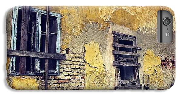 Architecture iPhone 6 Plus Case - #mgmarts #allshots_may12_yellow by Marianna Mills