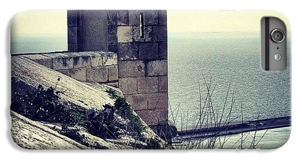 Architecture iPhone 6 Plus Case - #mgmarts #spain #alicante #view #nature by Marianna Mills
