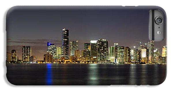 Miami Skyline IPhone 6 Plus Case
