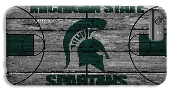 Michigan State Spartans IPhone 6 Plus Case by Joe Hamilton