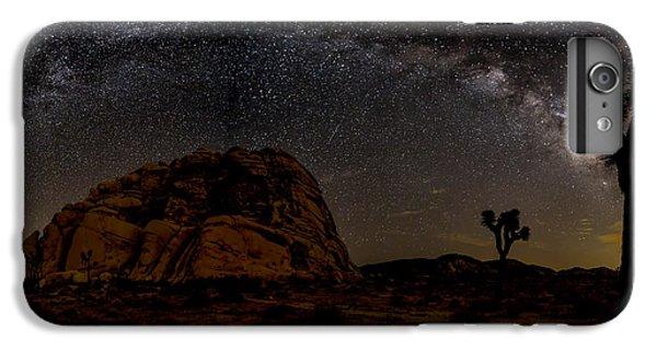 Milky Way Over Joshua Tree IPhone 6 Plus Case
