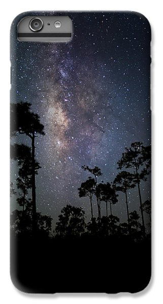Milky Way Over The Everglades IPhone 6 Plus Case