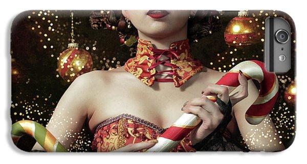 Fairy iPhone 6 Plus Case - Mistress Of The Bright Night by Kiyo Murakami
