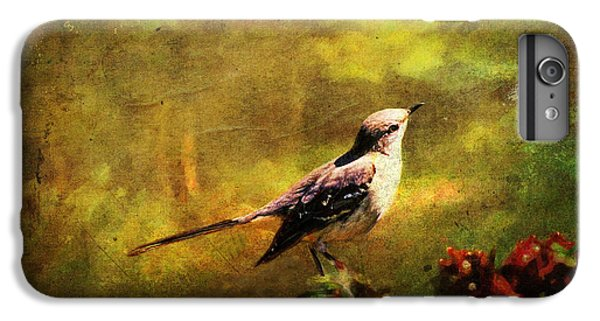 Mockingbird iPhone 6 Plus Case - Mockingbird Have You Heard... by Lianne Schneider