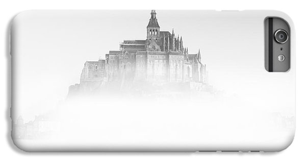 Mont Saint-michel IPhone 6 Plus Case by Sebastian Musial
