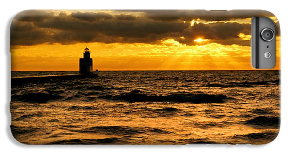 Moody Morning IPhone 6 Plus Case by Bill Pevlor